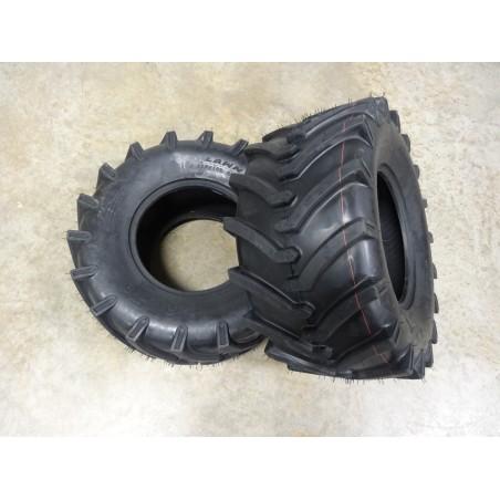 TWO New 26X12.00-12 OTR Lawn Trac Master Bar Lug Tires 6 ply TL