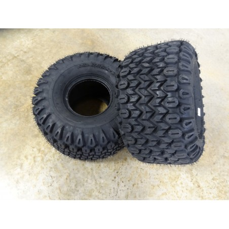 TWO New 25x13.00-9 Carlisle HD Field Trax Tires 3* TL 25x13-9