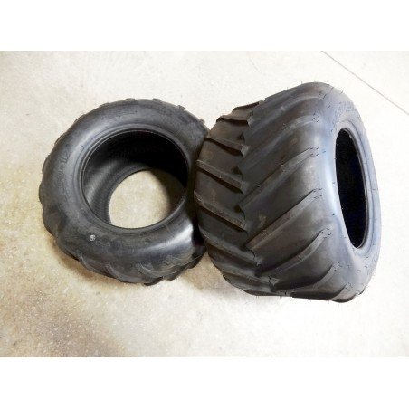 TWO New 24X12.00-12 Kenda K472 Zero Turn Mower Tires 4 ply TL for Zero Turn Mowers