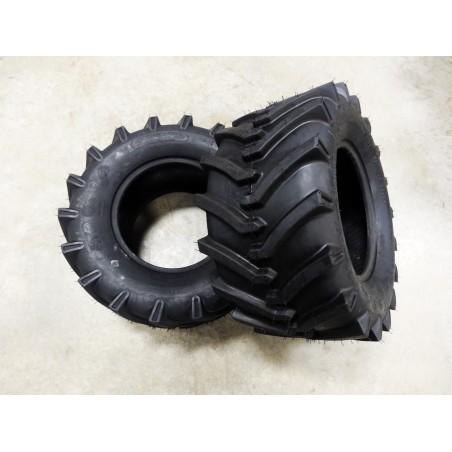 TWO New 24X12.00-12 OTR Lawn Trac Master Bar Lug Tires 4 ply TL