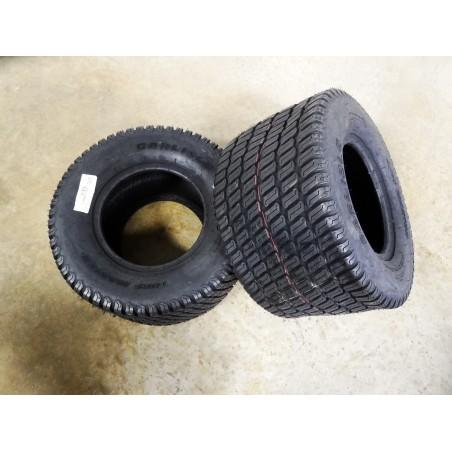 TWO New 22X11.00-10 Carlisle Turf Master Tires 4 ply TL