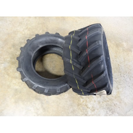 TWO New 23X10.50-12 Duro HF255 Tractor Lug Tires 4 ply TL