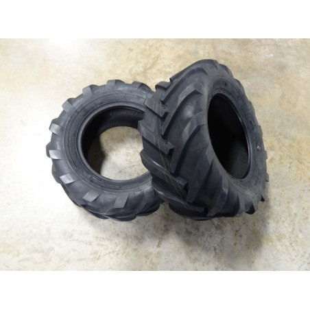 TWO New 23x10.50-12 Deestone D405 Tractor Lug Tires 6 ply TL