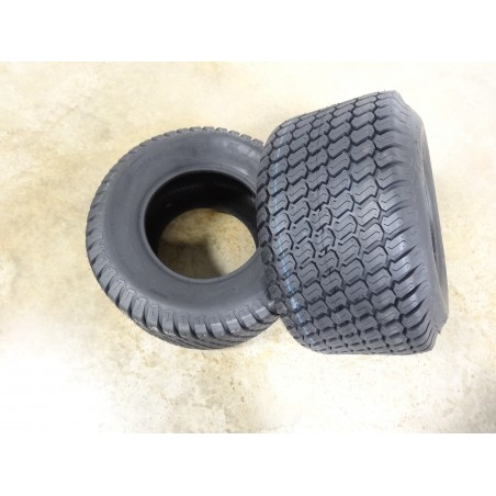 TWO New 26X12.00-12 Air-Loc MT Deep Tread Turf Tires 6 ply TL