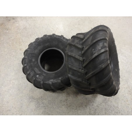 TWO New 2X11.00-8 Kenda K472 Tires 4 ply TL for Zero Turn Mowers