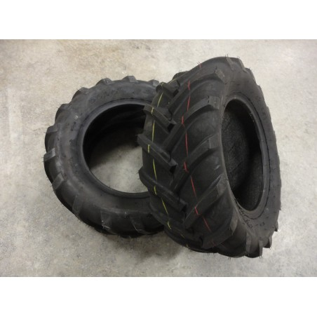 TWO New 23X8.50-12 Duro HF255 Tractor Lug Tires 4 ply TL