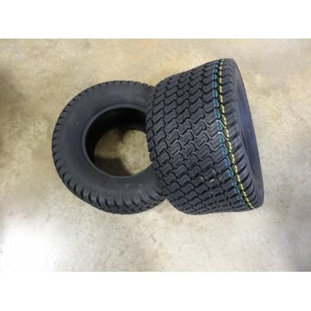 TWO New 24X12.00-12 Air-Loc MT Deep Tread Turf Tires 6 ply TL