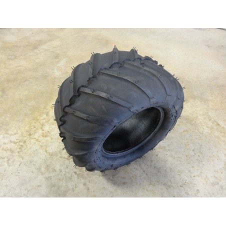 New 21X11.00-10 Carlisle AT101 Chevron Tire 4 ply TL for Zero Turn Mowers
