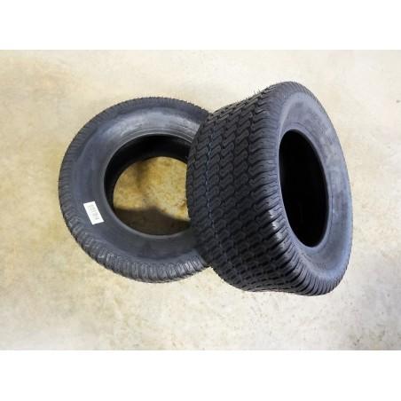 TWO New 23X9.50-12 Air-Loc P332 Economy Turf Tires 4 ply TL
