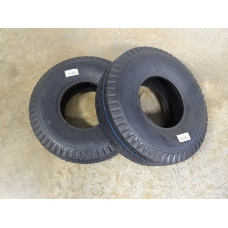 TWO NEW 6.90-9 Air-Loc P821 Trailer Tires 10 ply can replace 6.90/6.00-9