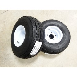 TWO 18.5X8.50-8 Hi-Run SU03...