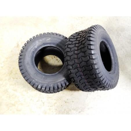 TWO New 18X8.50-8 Carlisle Turf Saver Tires 4 ply TL