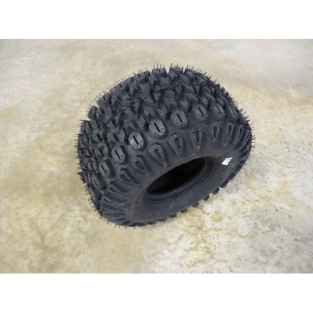 New 22.5X10.00-8 Carlisle HD Field Trax Tire 3* TL 22.5x10-8