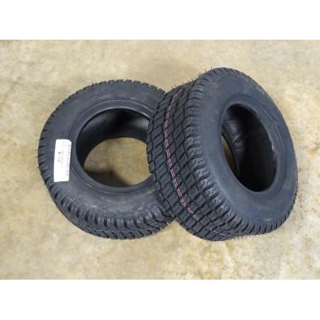 TWO New 16X6.50-8 Carlisle Turf Master Tires 4 ply TL