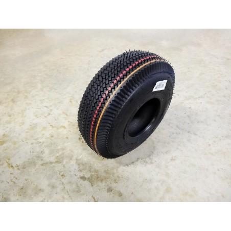4.10/3.50-4 Air-Loc Sawtooth Tread Tire 4 ply Tubeless