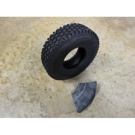 4.10/3.50-5 Air-Loc Stud Tread Tire 4 ply with TR13 straight stem Tube
