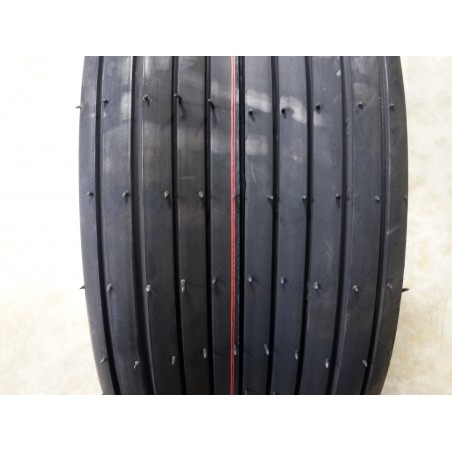New 13x6.50-6 Carlisle Straight Rib Tire Smooth Ribbed 4 ply TL