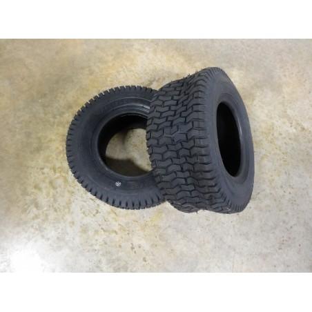TWO New 16X6.50-8 Carlisle Turf Saver Tires 2 ply  TL