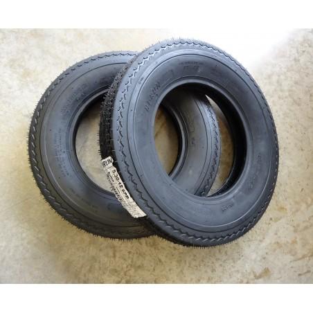 TWO New 5.30-12 Hi-Run SU02 Trailer Tires 6 ply Load Range C