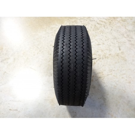 New 5.30/4.50-6 Carlisle Sawtooth Tread Tire 6 ply TT WITH Tube 5.30-6