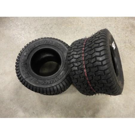 TWO New 13x6.50-6 Carlisle Turf Saver Tires 4 ply TL