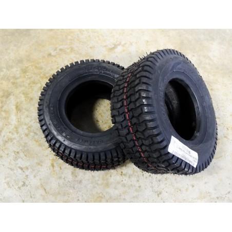 TWO New 13x5.00-6 Carlisle Turf Saver Tires 4 ply TL