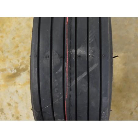 New 11X4.00-5 Carlisle Straight Rib Tire Smooth Ribbed 4 ply TL