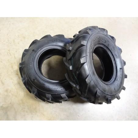Two New 13x5.00-6 Carlisle Super Lug Garden Tractor Tires