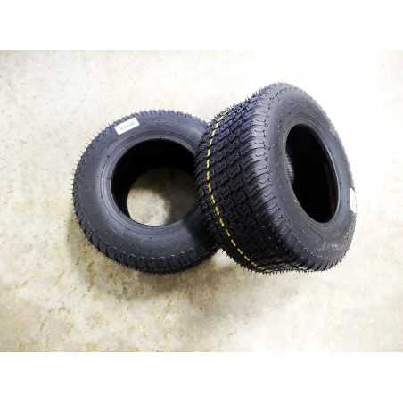 TWO New 13x5.00-6 Air-Loc P332 Turf Tires 4 ply  TL