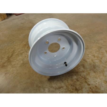 "10x6 Trailer 10"" Wheel 5 lug on 4.5"" bolt circle for 20.5x8.0-10 or 205/65-10"