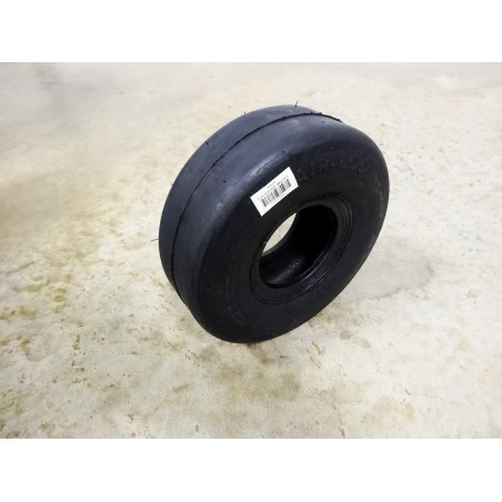 New 4.10/3.50-4 Air-Loc P607 Smooth Tread Tire 4 ply Tubeless