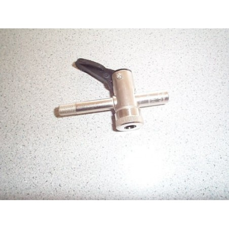 Professional Lever Lock Tire Inner Tube Deflator Aspirator