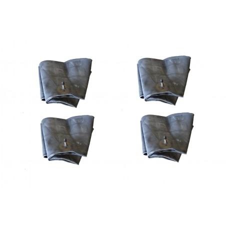 Set of FOUR 18x8.50-8 Air-Loc Golf Cart Tire Inner Tubes TR13 stem