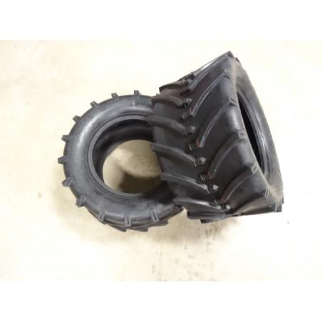 TWO New 23X10.50-12 OTR Lawn Trac Master Bar Lug Tires 4 ply TL