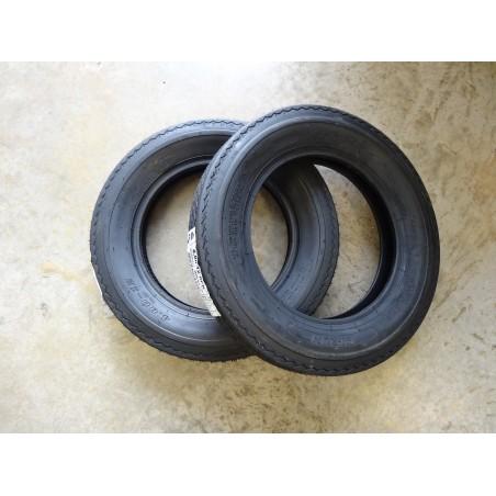 TWO New 4.80-12 Hi-Run SU02 Trailer Tires 6 ply Load Range C
