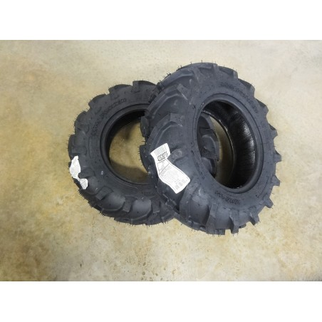 TWO New 180/85D12 Titan Tru Power II R-1 Tractor Tires 77A8 TL same as 7-12