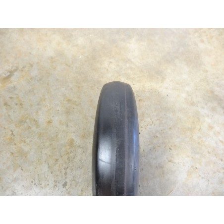 2.80/2.50-4 Cheng Shin Soooth Tread Tire 4 ply Tube Type WITH TR87 bent stem Tube 2.80-4