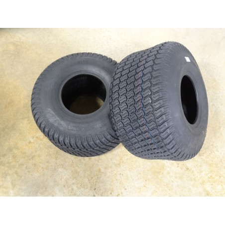 TWO New 20X10.50-8 Air-Loc P332 Turf Tires 4 ply TL
