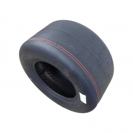 New 20x10.00-10 Air-Loc P607 Smooth Slick Tire 4 ply TL
