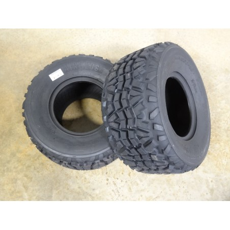TWO 24X10.50-10 Air-Loc X-trail UTV Tires 8 ply John Deere Gator Replacement Rears