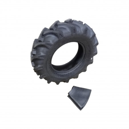 9.5-16 ATF Farm King 1630 R-1 Tractor Tire 6 ply TTT WITH tube APPEARANCE BLEM