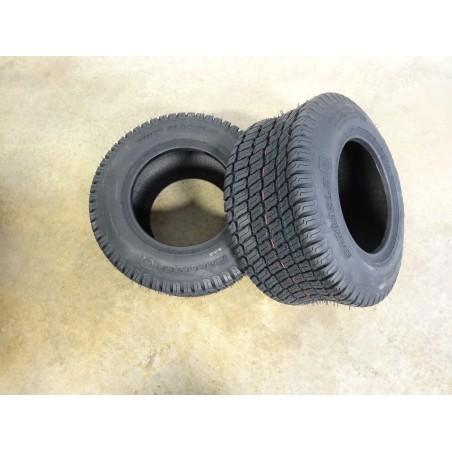 TWO New 20X8.00-10 Carlisle Turf Master Tires 4 ply TL (200/65-10)