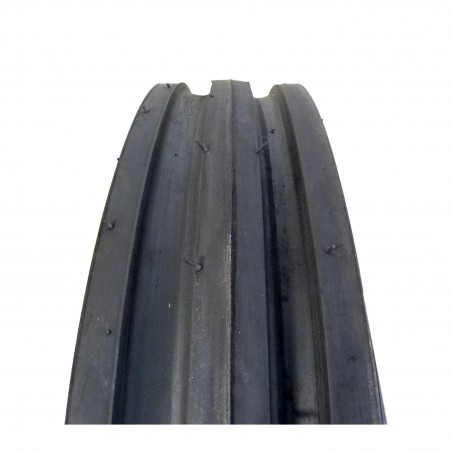 7.50-20 ATF Farm King Tri-Rib Front Tractor Tire WITH Tube 8 ply