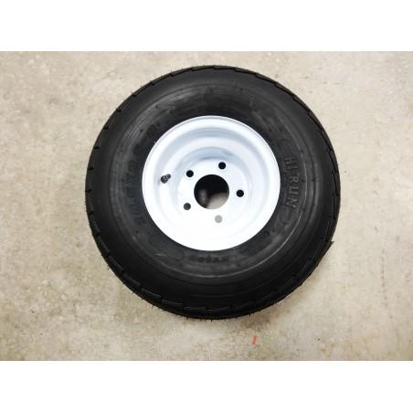 New 18.5X8.50-8 Hi-Run SU03 Trailer Tire 6 ply on 5 Hole Wheel 18.5X8.5-8
