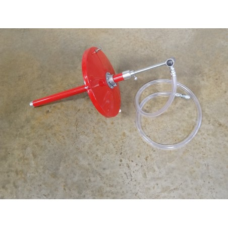 Tire Stop Leak Application Pump for Magnum Sealant fits 5 or 6 gallon bucket
