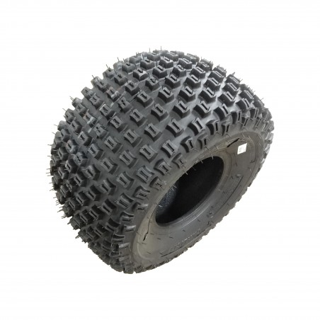 New 22.5X10.00-8 Carlisle Turf Tamer Knobby Tire 4 ply TL 22.5x10-8 (255/75-8)