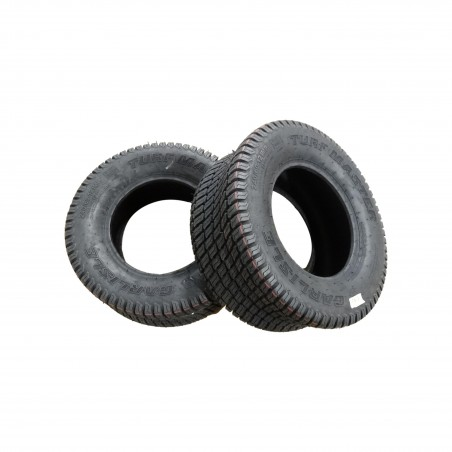 TWO New 24X9.50-12 Carlisle Turf Master Tires NEWEST VERSION 240/60-12