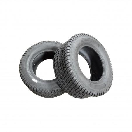 TWO New 23X8.50-12 Carlisle Turf Master Tires 4 ply TL (220/65-12)