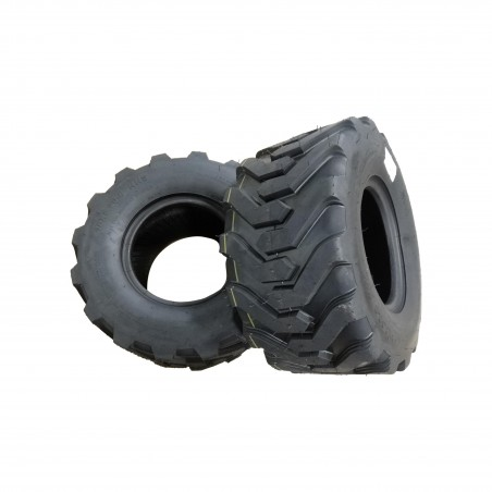 TWO 18X8.50-8 Air-Loc H8501 R-4 Industrial Compact Tractor Tires 8 ply TL